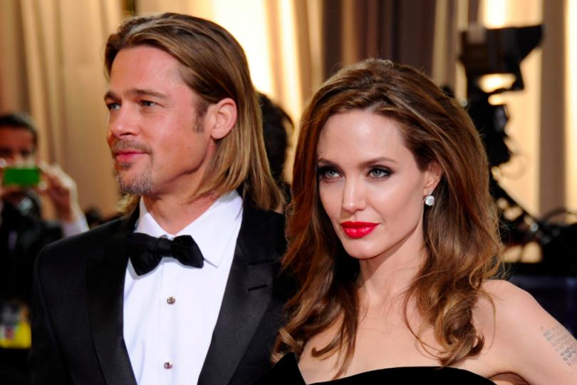 Angelina Jolie E Brad Pitt Divorziano: Tmz parla di