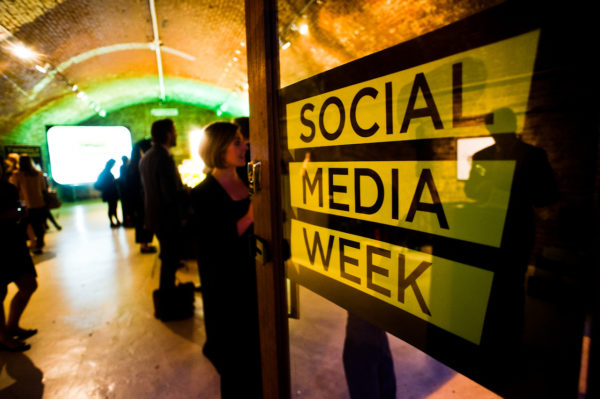 evento social media week a Milano