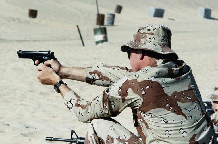 pistole beretta esercito usa