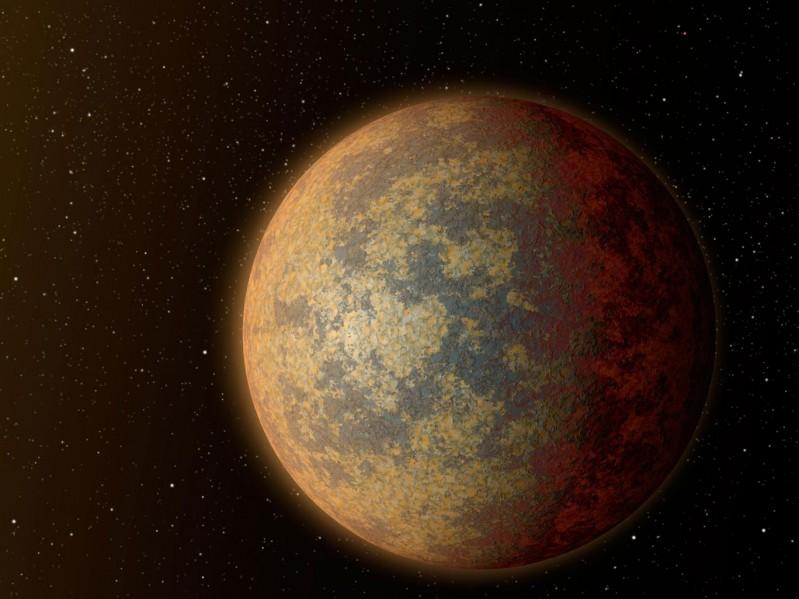 pianeta Wolf 1061