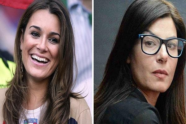Alena Seredova gossip news, ex di Gigi Buffon furiosa contro Ilaria D'Amico?