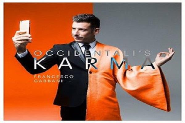 Eurovision 2017 Francesco Gabbani in gara con Occidentali's Karma
