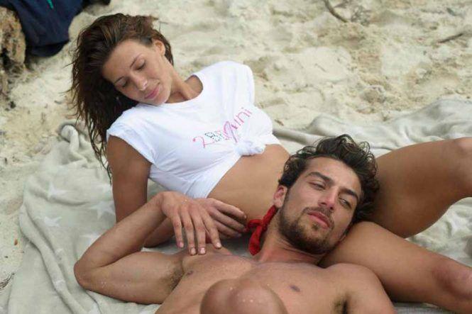 Isola dei famosi: il fidanzato di Giulia Calcaterra è furioso COMMENTA