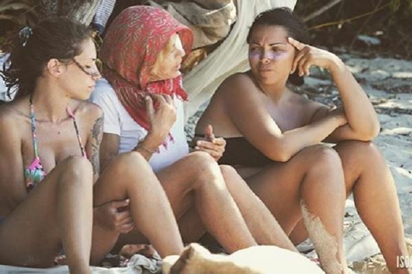 Isola dei Famosi 2017 news naufraghi Moreno in guerra, nuova lite con Nancy Coppola