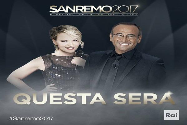Sanremo 2017 prima serata news e anticipazioni: Eloldie, Ermal Meta, Fabrizio Moro... chi sono i cantanti in gara stasera?