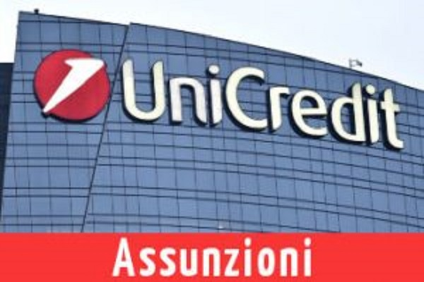 Unicredit Lavora con noi 2017