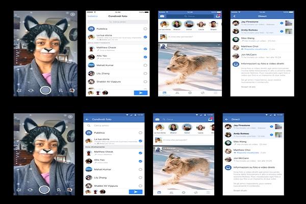 facebook camera facebook stories