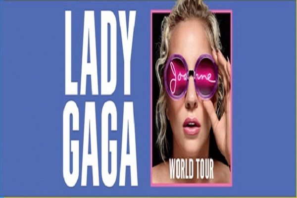 lady gaga joanne world tour 2017