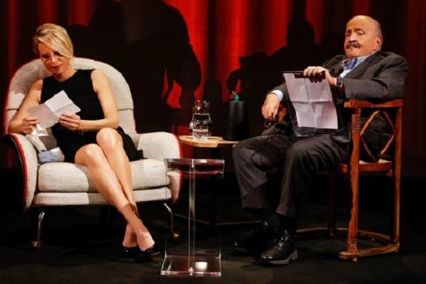 Maurizio Costanzo intervista Maria De Filippi: marito e moglie insieme in tv, dichiarazione inaspettata