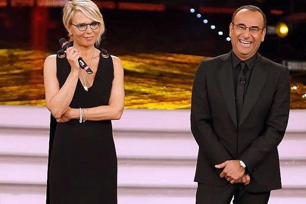 Maria De Filippi lascia UeD per Sanremo 2017: chi la sostituisce?