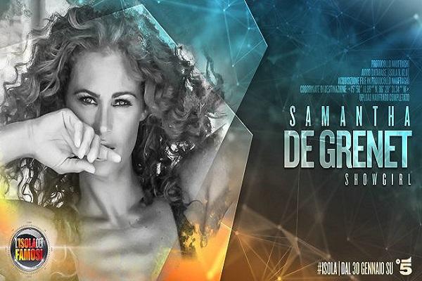 Isola dei Famosi 12 anticipazioni oggi Samantha De Grenet abbandona Isola dei Famosi 12 anticipazioni oggi Samantha De Grenet abbandona