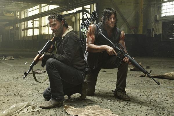 The Walking Dead 7 anticipazioni e spoiler Rock in the Road: inizia la guerra contro Negan?