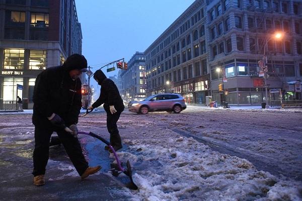 Allerta meteo in America: violenta tempesta polare in arrivo, coinvolti otto stati