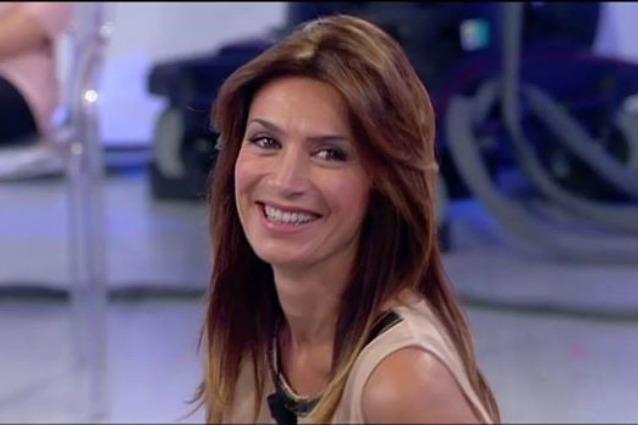 Barbara De Santi Uomini e donne-trono-over