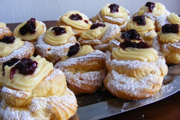 Festa del papà ricetta originale zeppole di San Giuseppe: dolce idea regalo homemade