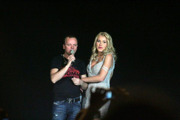 Gigi D'ALessio e Valeria Marini