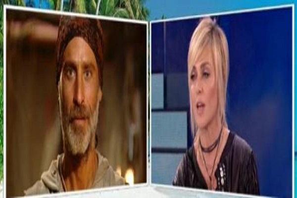 Isola Dei Famosi 2017 Gossip Raz Degan e Paola Barale di nuovo insieme?