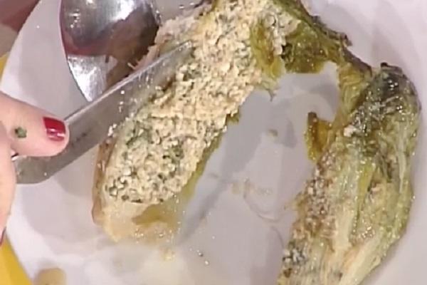 La Prova del Cuoco ricette del giorno 7 marzo 2017: lattughe ripiene di Anna Moroni. Ingredienti e preparazione