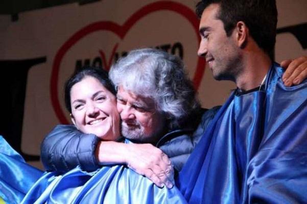 Movimento 5 Stelle Marika Cassimatis esclusa Genova