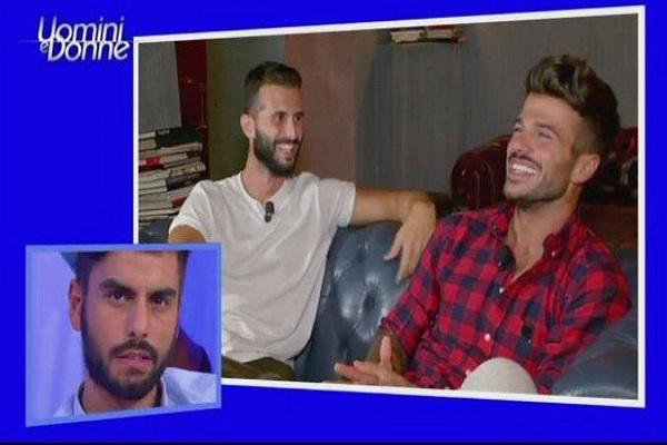 Uomini e Donne Gossip Claudio Sona e Mario Serpa: parla l'ex corteggiatore Francesco Zecchini