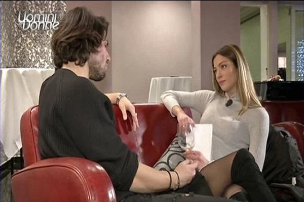Uomini e Donne Trono Classico la scelta di Luca Onestini, commenti social su Soleil Sorge