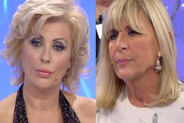 Uomini e Donne news, Tina Cipollari contro Gemma Galgani