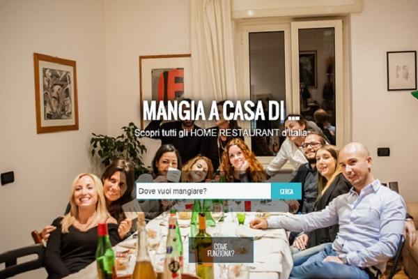 Home Restaurant, aprire un ristorante in casa Roma Milano