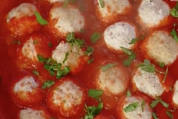 Polpette di ricotta di Anna Moroni: ingredienti e preparazione ricetta di oggi La Prova del Cuoco