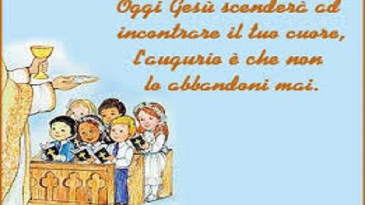 Frasi Auguri Prima Comunione Whatsapp Citazioni Celebri Papa