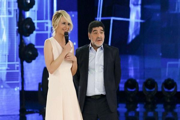 Amici 16 anticipazioni settima puntata, ospite Diego Armando Maradona