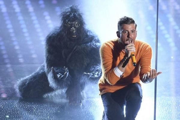Francesco Gabbani Eurovision 2017: la scimmia va in pensione?