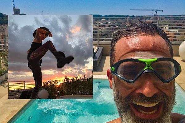 Raz Degan Instagram: una foto svela tutto