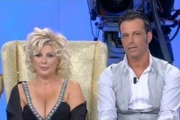 Tina Cipollari e Kikò Nalli di nuovo in crisi: Io e lei non parliamo mai