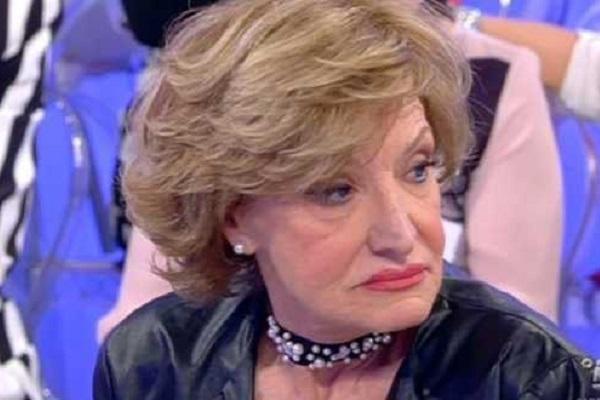 Uomini e donne trono over: Graziella Mantovani allontanata dal programma?