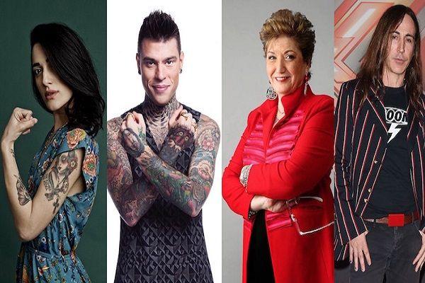 X-Factor 11 anticipazioni chi saranno i giudici? La conferma di Fedez e un atteso ritorno