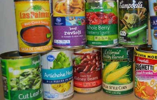 Alimenti in scatola ricchi di bisfenolo A: perché fanno male alla salute?