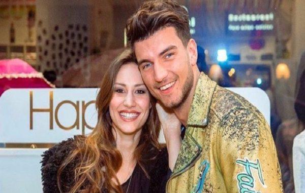 Beatrice Valli e Marco Fantini non si sposano: crisi prima della nascita di Bianca