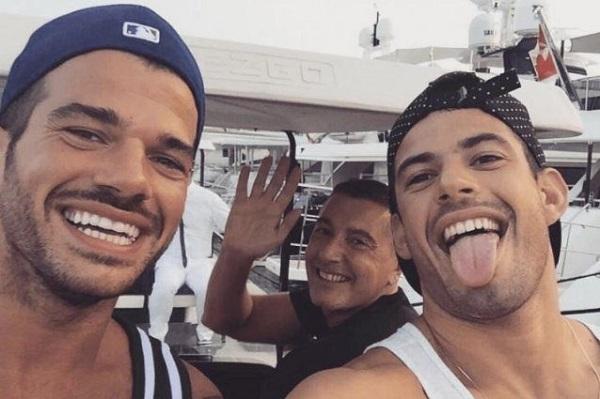 Claudio Sona stava con l'ex fidanzato Juan Fran Sierra durante Uomini e donne?
