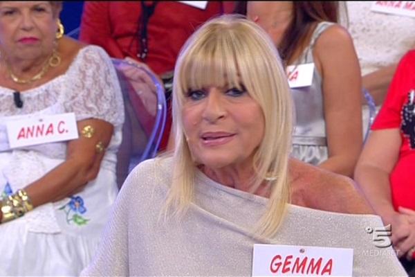 Gemma Galgani lascia il trono over di Uomini e donne?