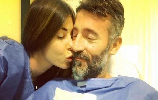 Max Biaggi incidente, gli auguri social di Bianca Atzei per il suo compleanno