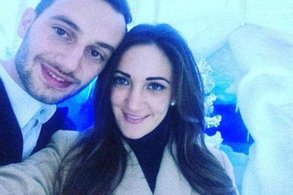 Ruben e Francesca, i messaggi social di Mario Serpa e Claudio Sona