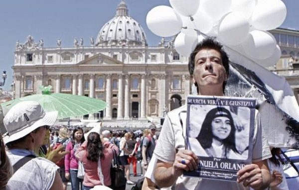 Sparizione Emanuela Orlandi esiste il dossier segreto in Vaticano