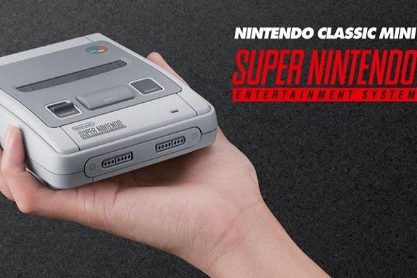 Super Nintendo Mini quando esce? Info prenotazione, prezzo e videogiochi
