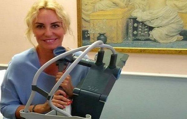 Vanquish Zap Fat l'attrezzo che ha fatto dimagrire Antonella Clerici: come funziona?
