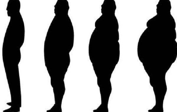 obesità africa