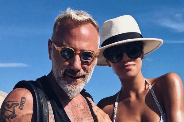 Gianluca Vacchi a Miami con una modella: ha dimenticato Giorgia Gabriele?