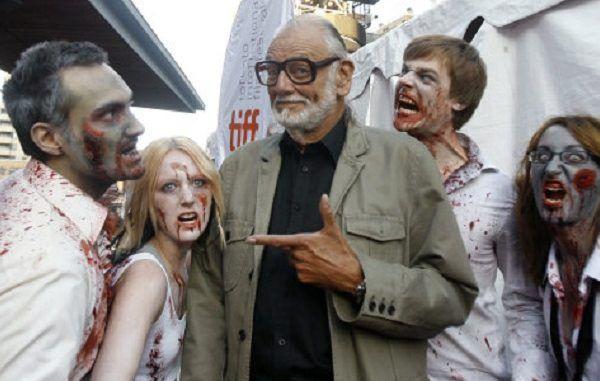Morto George Romero, addio al padre degli zombie