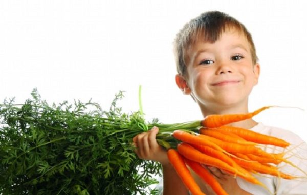 Verdure amiche degli studenti: mangiarle migliora i voti