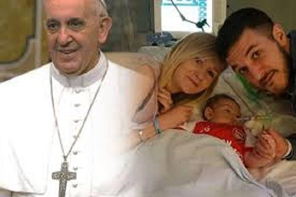 charlie gard morto papa Francesco
