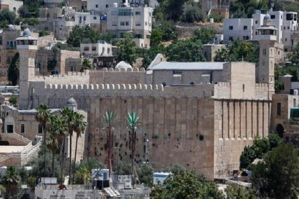 hebron tomba dei patriarchi
